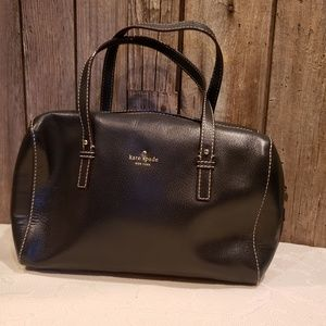 Kate Spade Melinda black purse satchel